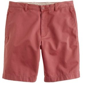 J. Crew Men Broken In Shorts W32 L11 100% Cotton